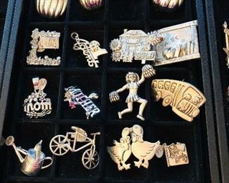 MISC. PINS & PENDANTS