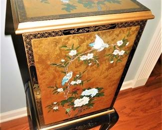 Maitland Smith jewelry cabinet