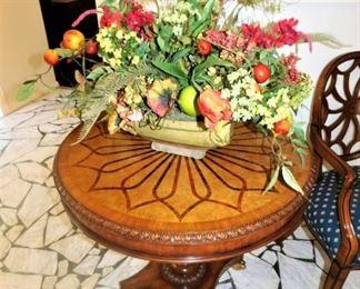 Maitland Smith custom table