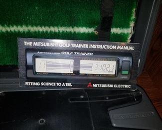Vintage golf trainer