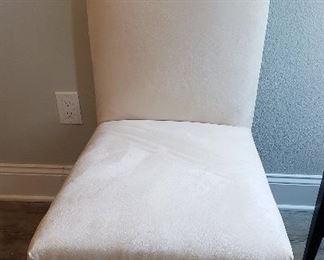 cream color parson chairs (8)