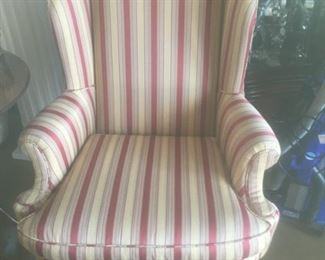 Wing Chair: $325