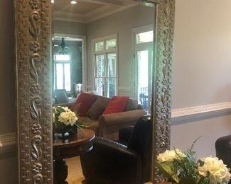 Gorgeous floor mirror