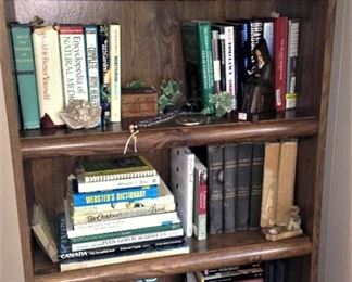 Another bookcase