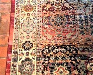 Colorful 7 feet 6 inches x 11 feet rug