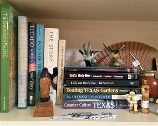 Books and collectibles