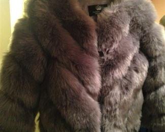 Sassy fur coat