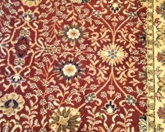 5 feet 6 inches x 7 feet 6 inches rug