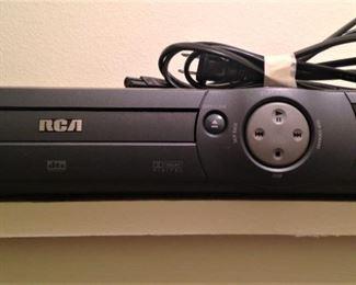 RCA  DVD player