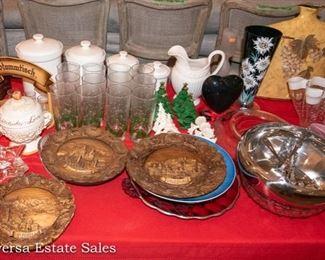 Beautiful Glassware and Ceramics
