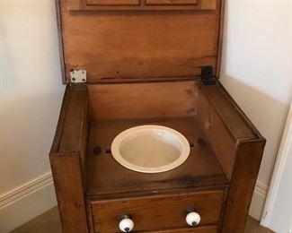 Child's potty chair - $125