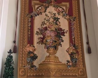 Large hanging tapestry - a must see!