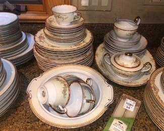 Royal Chester china set