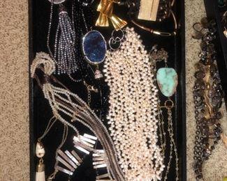 Costume jewelry.....