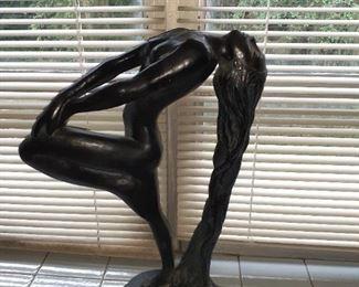 Georgous Austin Sculpture 1979
