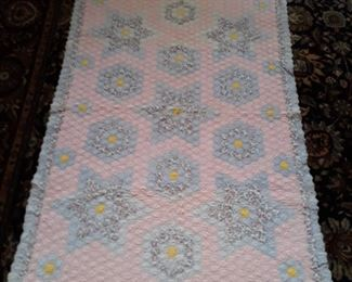 Baby  size quilt