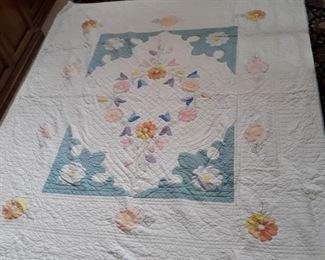 Larger quilt