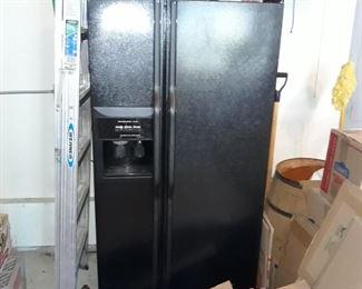 Refrigerator and Freezer  $110