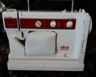 Elna Sewing machine model 390 B