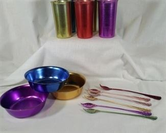 Sunburst Aluminum Kitchware
