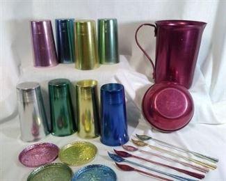 west bend aluminum drinkware