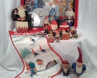 gnomes and santa galore