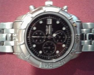 INVICTA men's watch.  Not very photogenic-but beautiful in person!