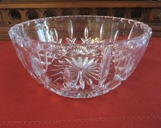 50% off now $7.50 was $15  Vintage Cut Class Bowl