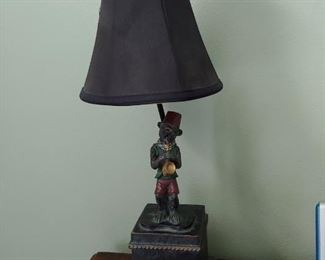 """Lamp (Monkey) with Sax 26"""""""