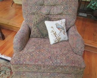 family room chair