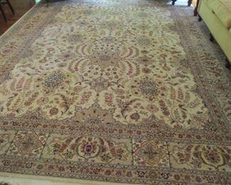 "living room rug 8'5"" x 11'10"""