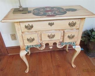 painted chest Thomasville