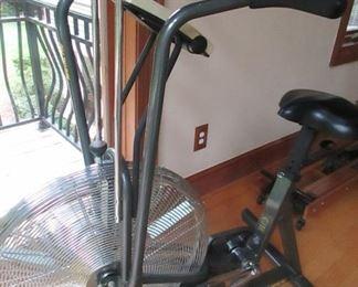 stationary bike airdyne Schwin
