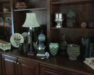 shelf items