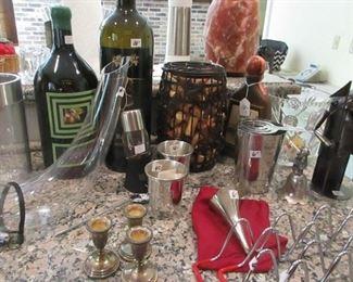 wine items