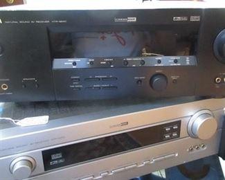 Yamaha natural sound AV receiver HTR 5840