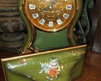 Christ clock
