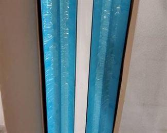 White Fluorescent Tube Commercial Light