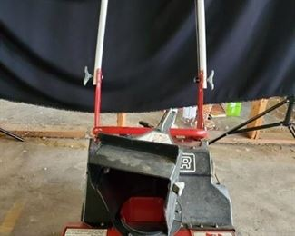 Snapper Snow Blower with Key Tested and Runs
