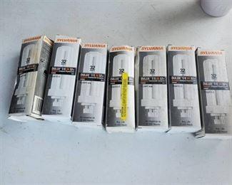 Lot of Seven 32 Watts Dulux T/E Bulb
