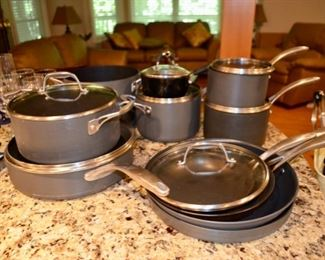 "Member's Mark ""Tramontina"" professional quality cookware"
