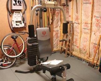 Marcy MWM 950 home gym