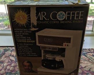 Vintage Mr. Coffee