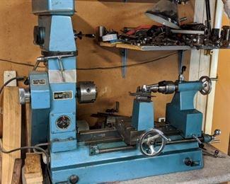 Chizhou Family Machine Tool Works Metal Lathe