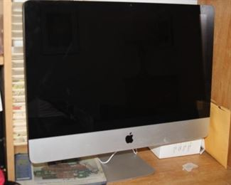 $200. iMac computer with wireless keypad and mouse.