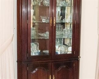 BUY IT NOW - Beautiful Corner Cabinet
