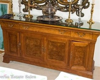 BUY IT NOW!  Beautiful Marble Top Sideboard