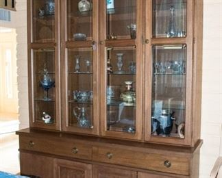 BUY IT NOW!!  Large Dining Room China Cabinet