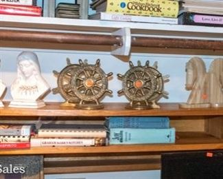 a Variety of Bookends