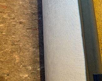 Alternate view - Ruckstuhl carpet runner.  MEASUREMENTS:  10' x 4'.  $75
